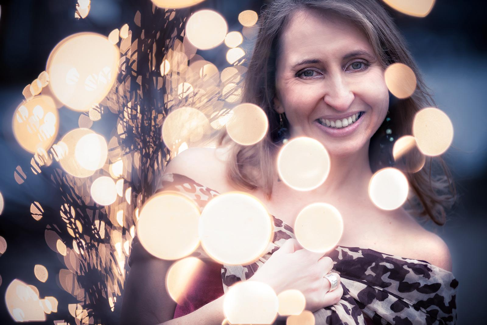Boules de lumière Anne Balta